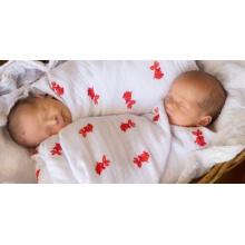 Tejido de muselina para bebé de China 70cm pañal para bebés muselina médica vendaje de muselina