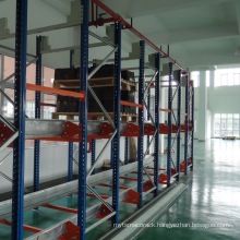 GLOBAL Shuttle pallet racking