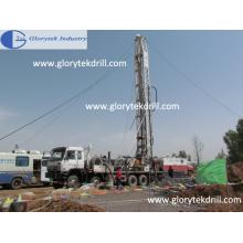 600CLCA Multipurpose 600m Depth Water Drilling Truck