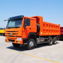 Low Price 336HP HOWO 6X4 Dump Truck in Sales Promotion