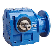 DOFINE S series worm gear motor with brake