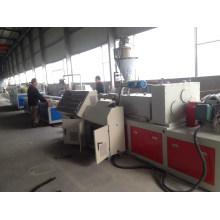 Máquina de plástico para línea de producción de perfiles de PVC