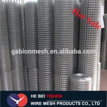 Malla de alambre galvanizado de alta calidad / malla de alambre soldada