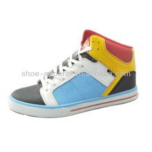 china mais recentes sapatos design 2013 homens skate sapatos fotos