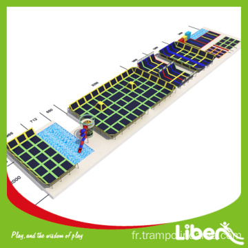 Trampoline professionnel accessoire vendre for Accessoire piscine professionnel