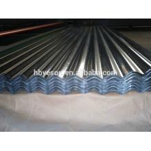 Chapa de acero galvanizada