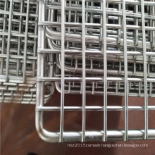 Food Grade 316L Stainless Steel Mesh Tray for Baking