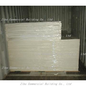 Feuille de mousse de coextrusion de PVC au prix usine