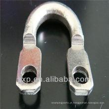 Peças personalizadas de metal de precisão em indutores mútuos