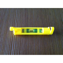 Yellow Plastic Line Vial Level of 7001001