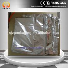 Отражательная металлическая пленка с пленочным покрытием