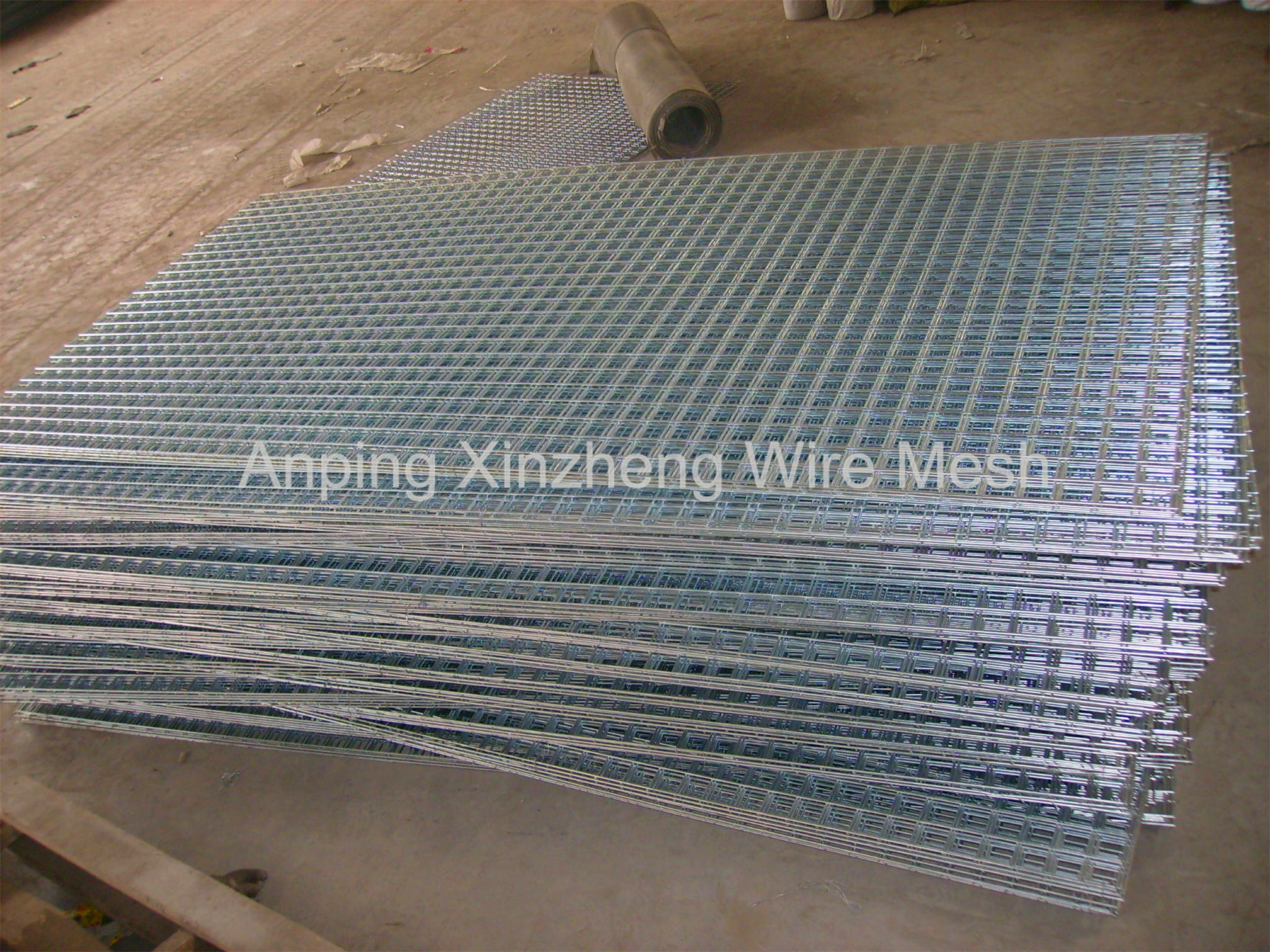 Galvanized Concrete Wire Mesh