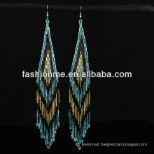 Fashionme Europe style bead earing