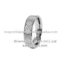 Magnetic Jewelry Tungsten ring