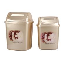 Пластиковый рекламный мусорный ящик (A11-2013)