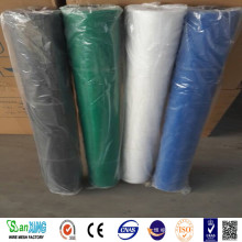 Fly fiberglass window screen