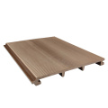 Tapume composto de madeira plástico de madeira de alta qualidade do falso do conselho da parede