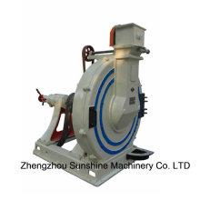 Cottonseed Disc-Enthülser-Maschine für das Schalen von Walnüssen