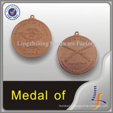 Jumbo Star Insert Copper Medallion