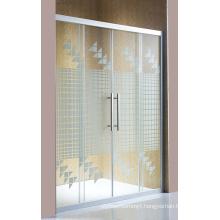 Simple Shower Screen Glass Shower Door