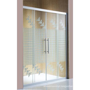 Simple Shower Screen Glass Shower Door