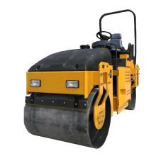 3000 Kgs Full Hydraulic Steel Road Construction Roller
