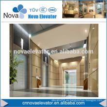CE aprobó elevador de pasajeros VVVF en China