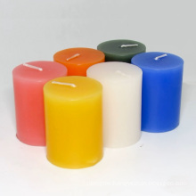 Wholesale Market Home Products Wax Pillar Candles