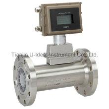 Indicateur de débit de turbine à air avec écran LCD