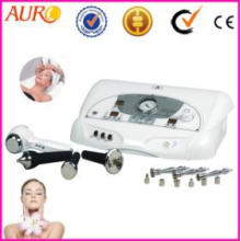 Cold Hot Hammer 3 in 1 Gesichts-Peeling Mikrodermabrasion Maschine