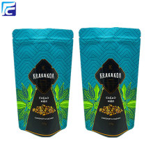 Customized for Coffee Pouch Bags Custom printed aluminum foil coffee bean bags supply to Portugal Importers