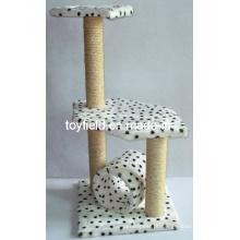 Brinquedo do gato Brinquedo da casa do animal de estimação