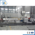 Tse-75b Nanjing Hs PVC Compounding Line for Twin Screw Extruder