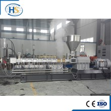 Ce PP/PE Filler Masterbatch Double Screw Extruder
