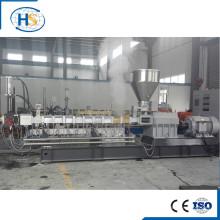 Máquina de granulagem plástica do laboratório de duas fases para fazer grânulo