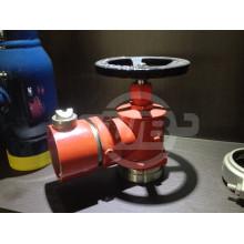 Válvula de hidrante de acero inoxidable