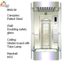 Glass Passenger Elevator Sightseeing Elevator