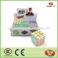 YongJun Linggan 3x3 cubo de velocidade 57 milímetros cubo mágico de plástico