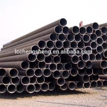 API 5L GR.B ERW / LSAW / SSAW / Seamless sch 10 tubes et tubes en acier au carbone