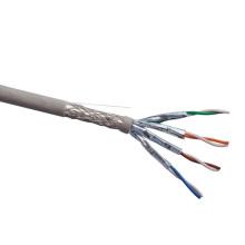 Promoção 4 trançado-par 1000ft cat6a sstp cabo em massa