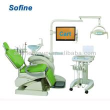 Hospital or Clinical Mounted Dental Unit Dental Chair/ Dental Units