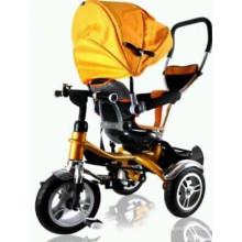 Ciclo de crianças, triciclo do bebê
