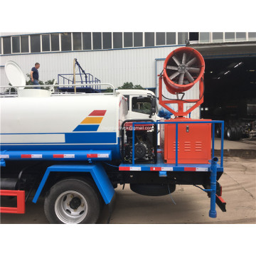 Medium 5cbm water sprinkler truck for garden
