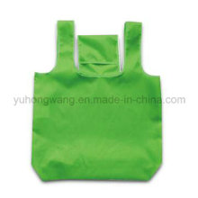 Customized Fold Drawstring Shopping Bag