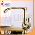 Kitchen items square gold kitchen sink faucet