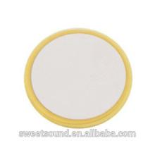 5.9khz 65mm Piezo Bimorph diaphragme piézo double face Bimorph piezoceramique