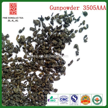 Gunpowder tea price per kg factory directly supply wholesale