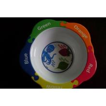 In Mould Labeling Plastic Bowl