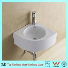 Foshan Popular Baño de baño de diseño lavado de cerámica Lavabo