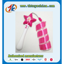 Funny Plastic Star em forma de fita Dancing Stick Toy